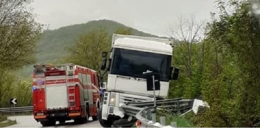 Camion incidente 2