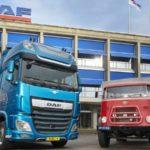 DAF Trucks NV completa 92 años de historia presente en Europa, Sudamérica, Asia, Oceanía y África