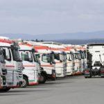 Los transportistas hacen un llamamiento urgente para evitar tener que parar por falta de protección