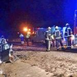 Muere una mujer arrollada por un camión en su coche averiado en la A-30 en Tobarra