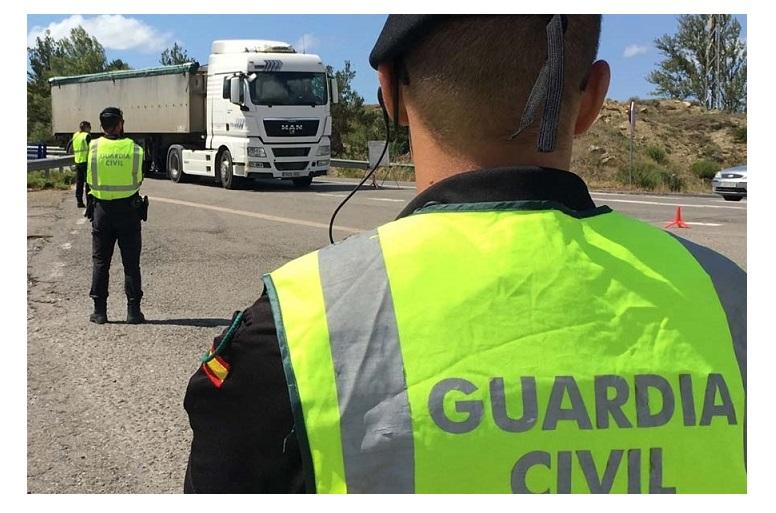 controles camiones covid