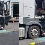 Carta de un camionero: Te matan mientras duermes por robos. Si no mueres de hambre morirás del covid19