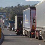 El transporte de mercancías, en riesgo por el aumento de camiones en vacío