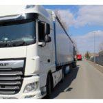 Camioneros en tiempos de Coronavirus: baños sucios y descansos solitarios