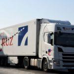 Transportes Cruz necesitan camioneros 2.500 – 3.000 euros ruta internacional