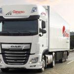 Los conductores de Girteka amenazan con huelga por la rebaja del sueldo anunciada por la empresa