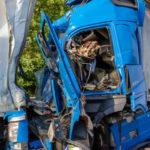 Grave accidente A2 entre Bad Eilsen y Veltheim: un camión se estrelló al final del atasco