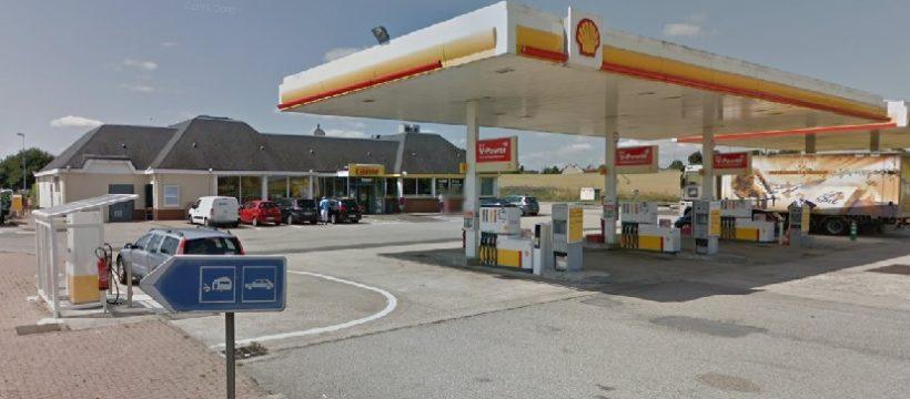 Gasolinera-Shell