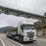 El Tribunal Superior de Justicia del País Vasco vuelve a anular los peajes para camiones en Gipuzkoa