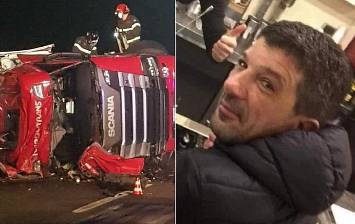 Murió un joven chófer también deja esposa e hijos… Y nadie habla de ello porque no llevaba uniforme. Nosotros también somos humanos