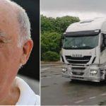 Cuántos políticos se han acordado de los camioneros que están llevando el pan de cada día a vuestra casa? «Amancio Ortega en Zara si». Vídeo