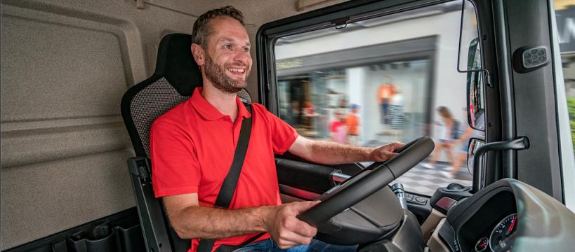 Diez preguntas que debes hacerte si quieres trabajar como camionero