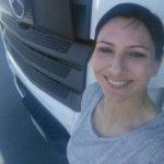 Elisa Congiu Camionista Mercedes Benz 1 150x150