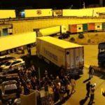 La reacción espontánea de un camionero furioso por largas horas de espera, aviva las protestas y produce el caos el puerto de Tremestieri y autopista
