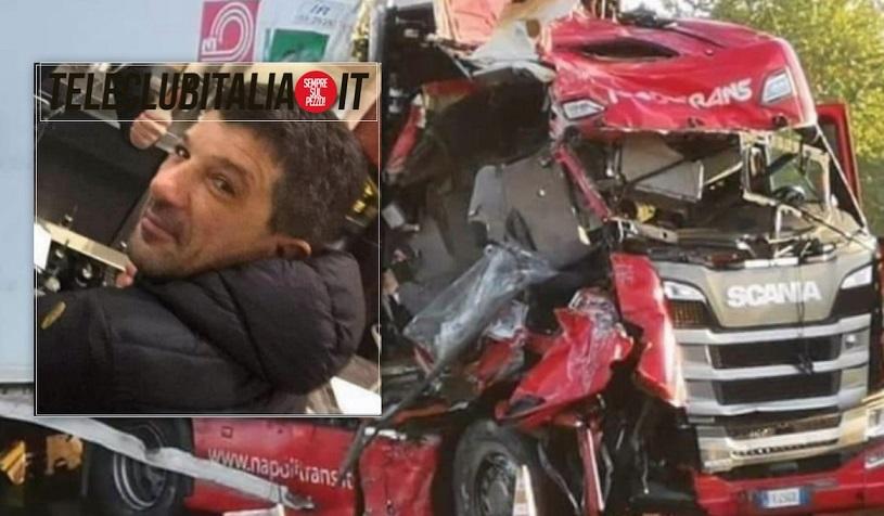 andrea sellitto morto incidente a1 1