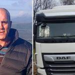 Hallan muerto en un pozo al camionero desaparecido el jueves a las 5 de la mañana dejando el camión arrancado en la cuneta
