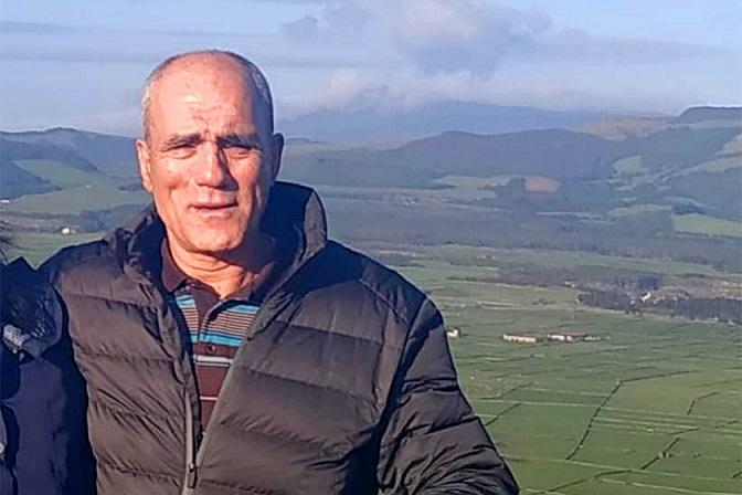 Sr. Costa habrá desaparecido en Mealhada | Foto DR / FB