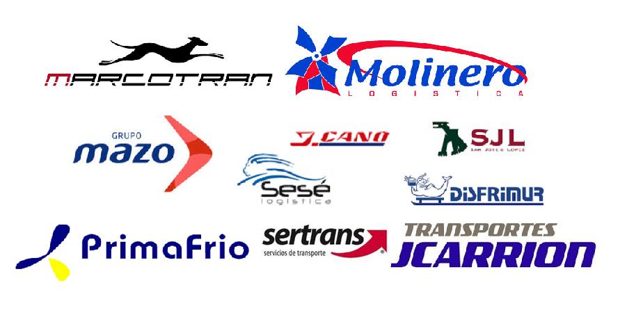 logos transporte