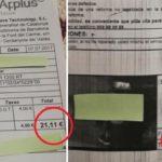 Pasar la ITV al mismo vehículo en Lérida 21,11 €.  En Jerez 41,15. «Nos están robando?»