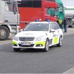 Los camiones extranjeros deben más de 8 millones de DKK en multas de estacionamiento sin pagar en Dinamarca