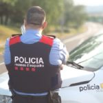 Denuncia penal a un camionero murciano por circular con el tacógrafo manipulado en Riudellots de la Selva