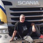 Fallece Miguel Barros, un camionero profesional, al estrellarse a pocos metros de su casa en Vila Franca