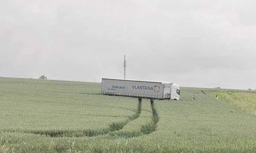 La foto de la Semana: Dicen que siguiendo las instrucciones del GPS, aunque esto no está confirmado