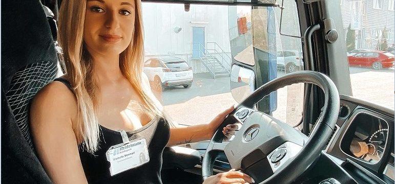 Camionera Michelle: «Espero que la población aprecie más nuestro trabajo a partir de ahora y no nos olvide directamente