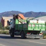Roban un tercer camión a la empresa Tejerama, que hace dos años les robaron otros dos. «Se pide colaboración»