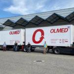 Así es el gigantesco camión que va a circular por carreteras de Castilla-La Mancha