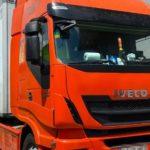 La policía alemana descubrió un camión robado en España. Su conductor aseguró no saber nada.