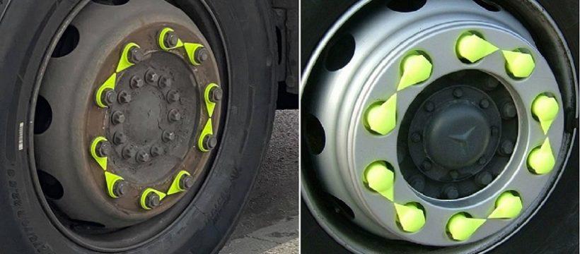 ¿Sabes qué son estos tapones en las ruedas? «Algo que todos deberían llevar». Te lo explicamos