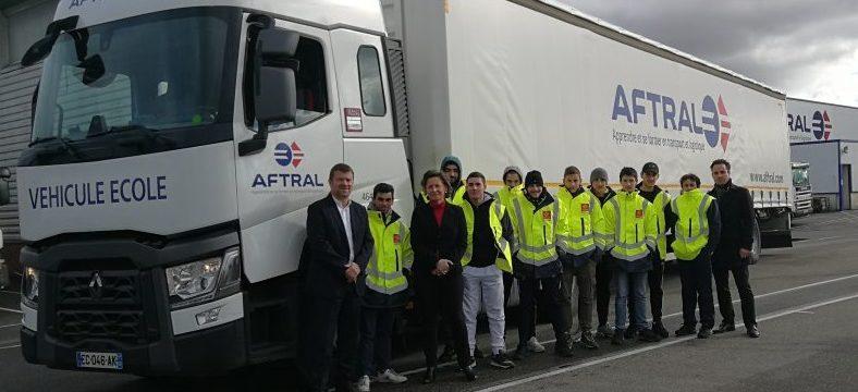 La AFT: de cada 1.000 aspirantes a camionero cualificado, solo 6 se dedicará al transporte