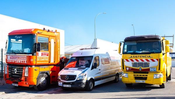 Descargas Urbanas de Burgos. «Aceptamos chóferes extranjeros 1.800 y 2.100 euros»