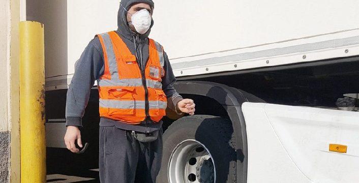 Transportes de Madrid recuerda que el transportista debe evitar la carga y descarga para preservar la seguridad