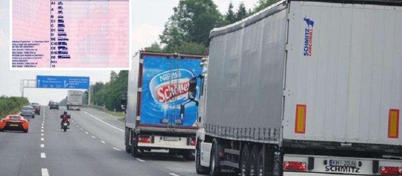carne de camion Diferencias entre el permiso C el permiso CE el permiso C1 y el p
