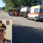 Un policía salva la vida a un camionero que iba a morir picado por una avispa en Dolianova