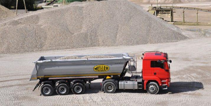 Conductores camión bañera articulada, trabajo de 8:00 a 17:00 horas de lunes a viernes