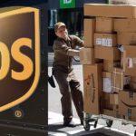 Covid-19: «Los Sindicatos Europeos piden un premio de reconocimiento para los trabajadores de UPS»