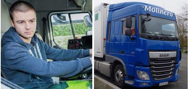 Molinero Logística ofrece trabajo a chóferes de tráiler sin experiencia durmiendo todos los días en casa