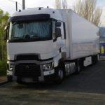 Denunciado un camión español por viajar a 110 km/h en un tramo limitado a 50 y a 122 en otro limitado a 90 de la A8