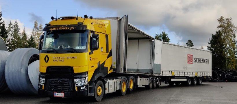 Renault Trucks garantiza sus camiones usados con hasta un millón de kilómetros
