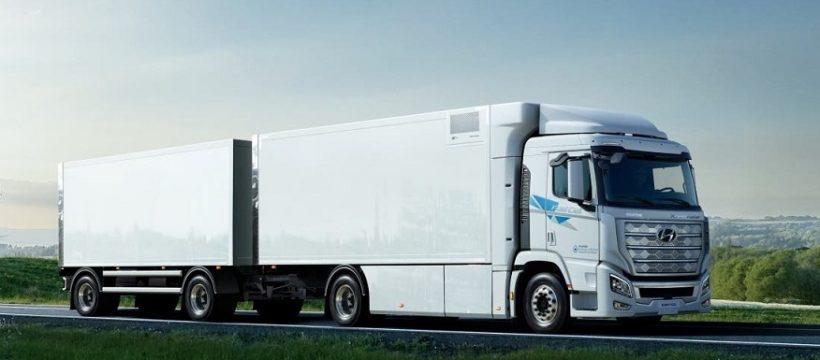 Hyundai entrega en Suiza sus 10 primeros camiones de hidrógeno de gran tonelaje