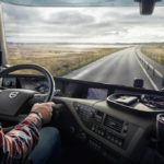 Conductores ruta internacional con Volvo de última generación. Tripulaciones sencillas y dobles. Formación a cargo de la empresa