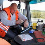 El inspector experto en tacógrafos más famoso de Europa y que más temen los camioneros.