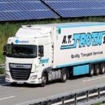 Trota necesita chóferes de tráilers. Salario 2.700 euros, rutas europeas