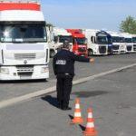 Denunciados 161 camiones de 345 revisados por cabotaje ilegal, fraude al tacógrafo, Adblue, en Ile-de-France