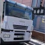 Si ves este camión camuflado de la DGT, cuidado: circula a la caza de multas