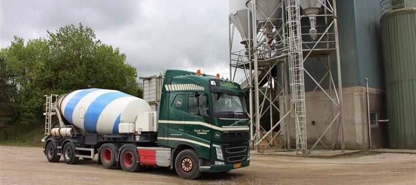 Los camiones de hormigón estarán exentos de los requisitos del tacógrafo en Dinamarca a partir de septiembre