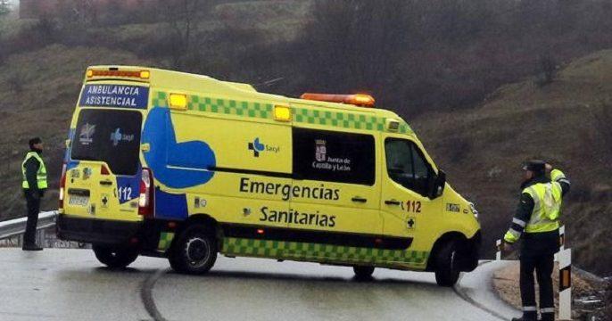 ambulancia kG0C U100572159862OTH 624x385@El Norte
